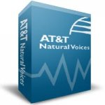 AT&T Natural Voices weibliche Stimme